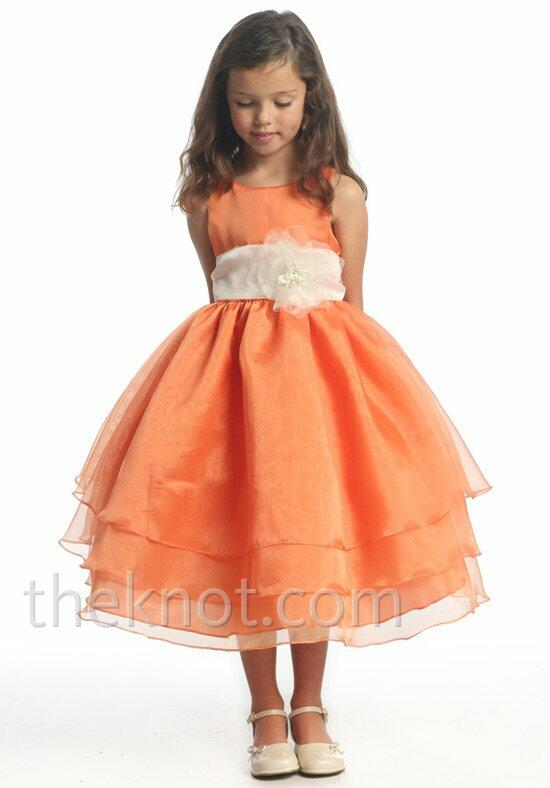 Pink Princess D3340 Flower Girl Dress photo