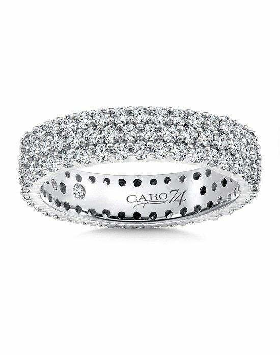 Caro 74 CR758BW-6.5 Wedding Ring photo