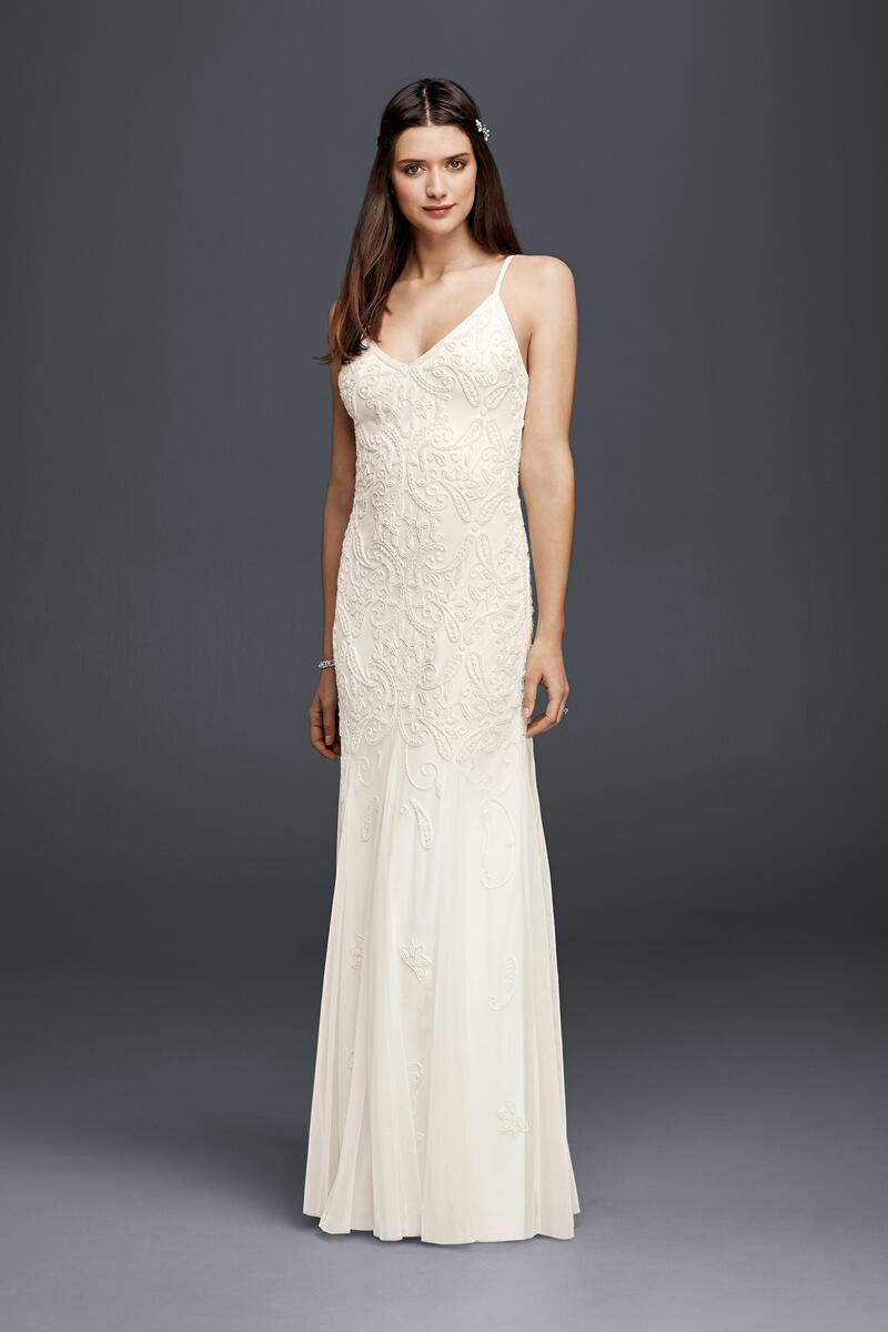 David's Bridal DB Studio Style 061916730 Wedding Dress photo