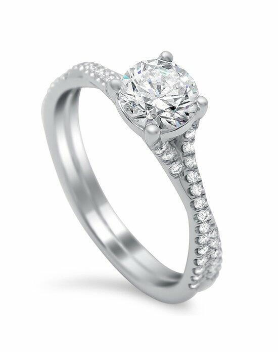 Timeless Designs R1481-C Engagement Ring photo