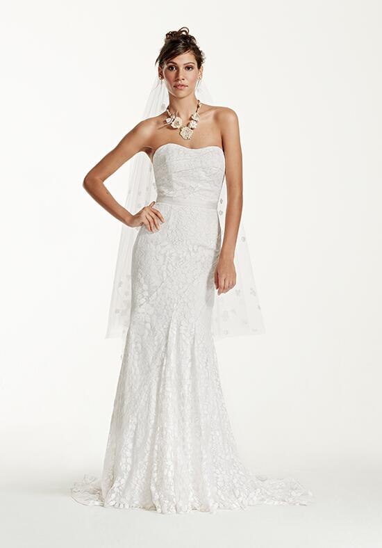 David's Bridal Galina Style WG3381 Wedding Dress photo