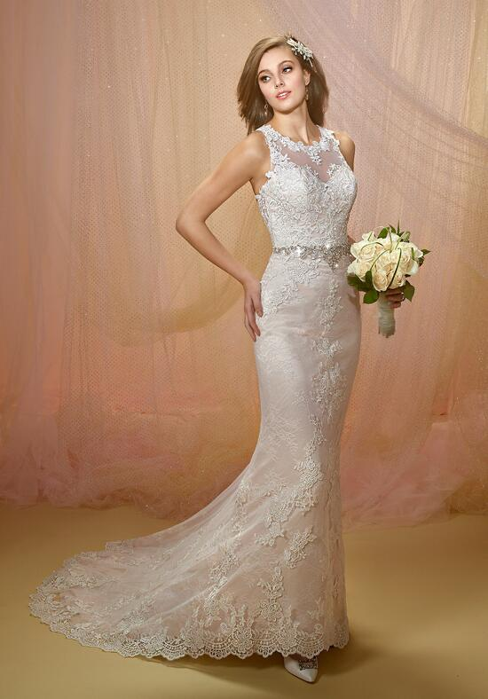 1 Wedding by Mary's Bridal 6496 Wedding Dress photo