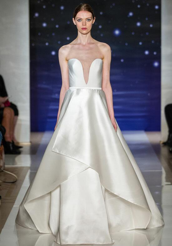 Reem Acra She's Forever Wedding Dress photo
