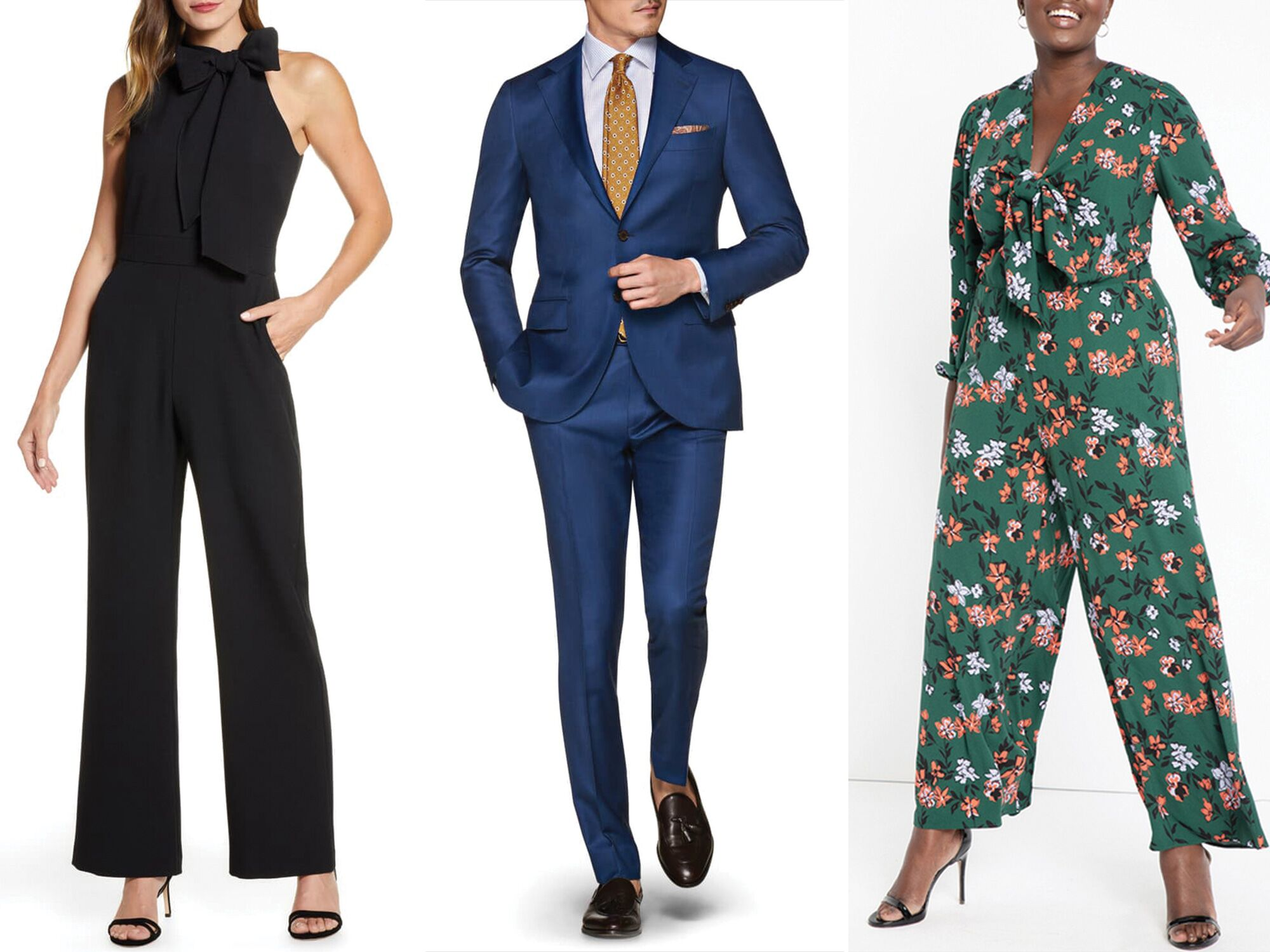Cocktail Attire Wedding Outfit Inspiration