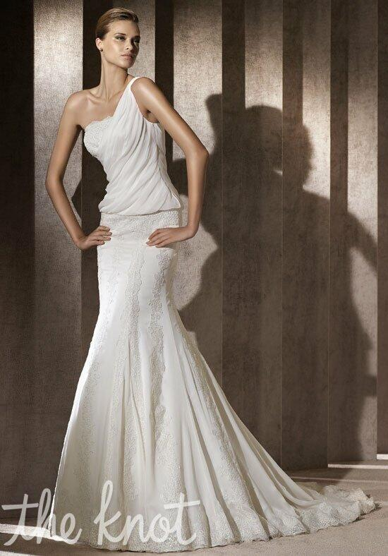 PRONOVIAS Balandro Wedding Dress photo
