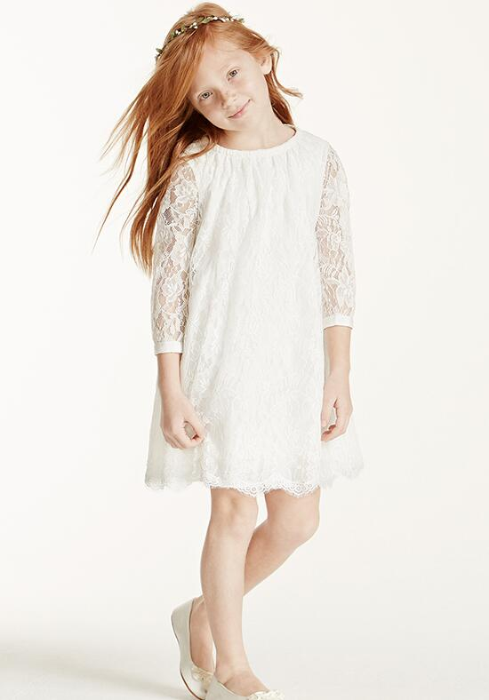 David's Bridal Juniors LK1355 Flower Girl Dress photo