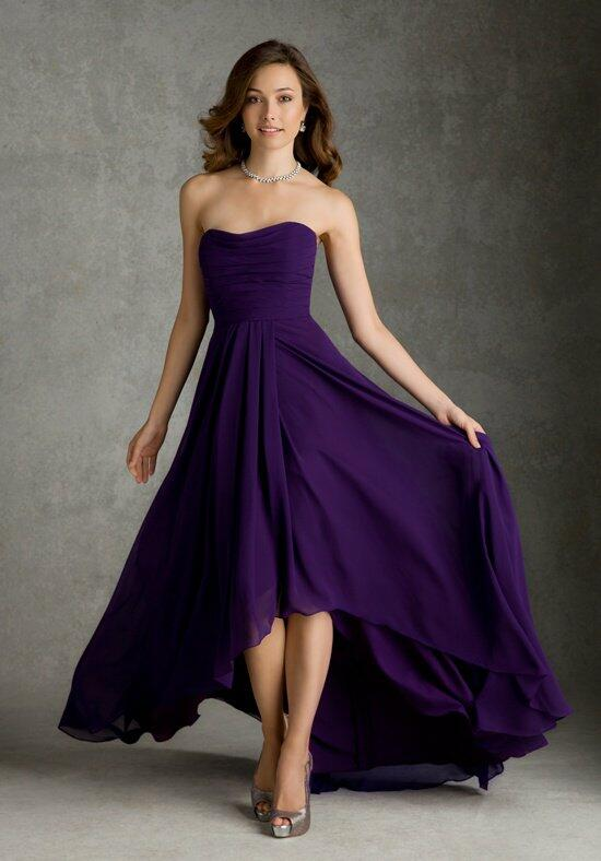 Mori Lee by Madeline Gardner Bridesmaids 694 Bridesmaid Dress photo