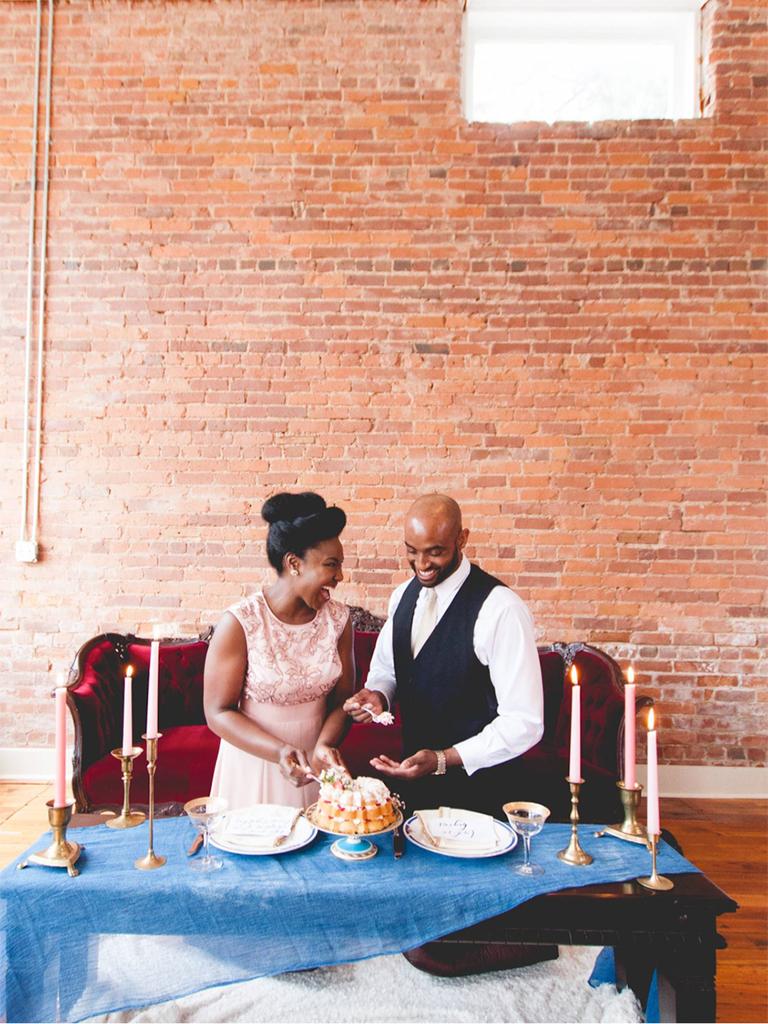 modern brick loft wedding venue venue