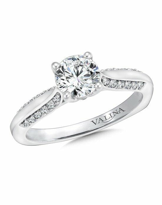 Valina R9624W Engagement Ring photo