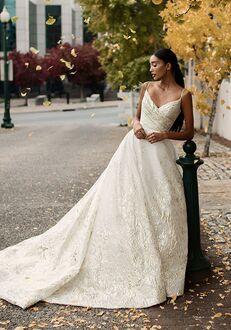 Lazaro Valencia Style 32108 Ball Gown Wedding Dress
