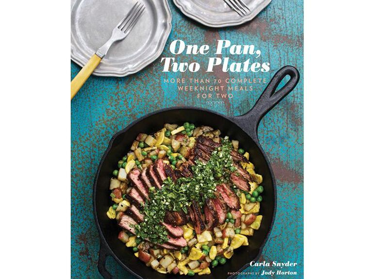 One Pan, Two Plates cookbook cover