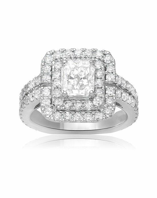 Roman + Jules KR1402W-18K-1 Engagement Ring photo
