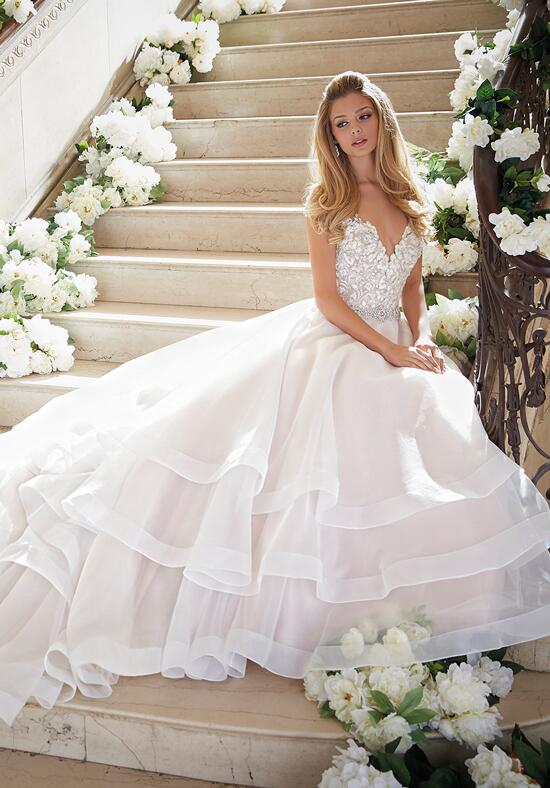 Mori Lee by Madeline Gardner 2895 Wedding Dress photo