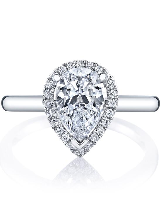 MARS Fine Jewelry MARS Jewelry 26499 Halo Engagement Ring Engagement Ring photo