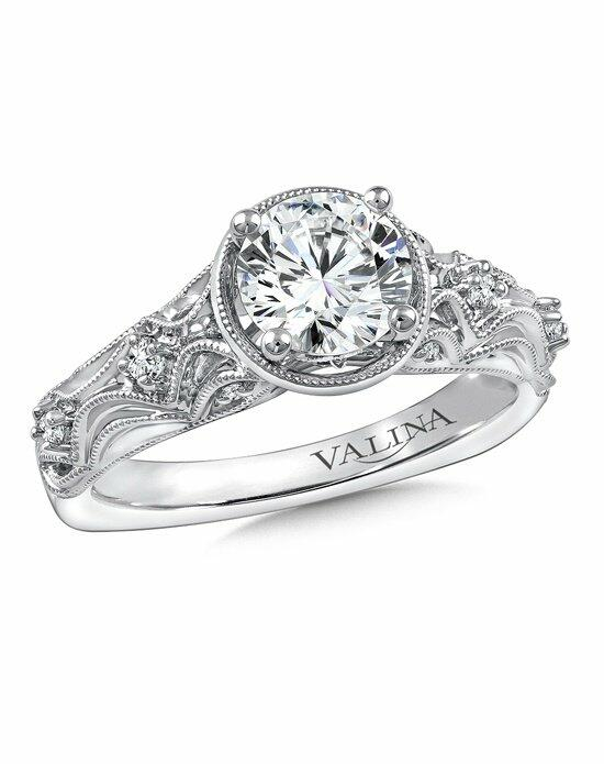 Valina R9762W Engagement Ring photo