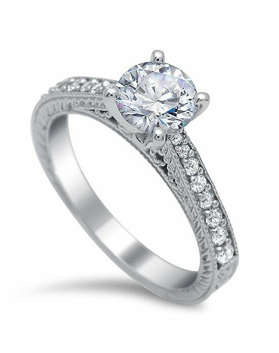 Timeless Designs R1462 Engagement Ring photo
