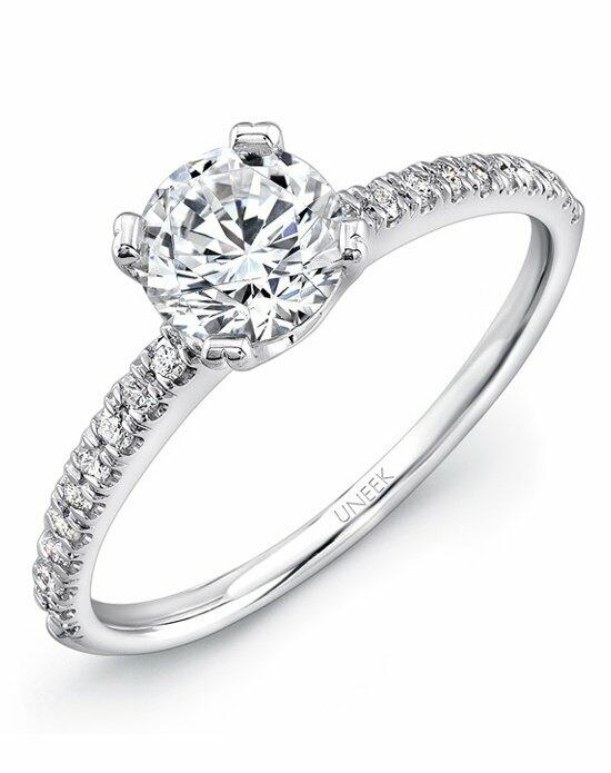 Uneek Fine Jewelry USM029-6.5RD Engagement Ring photo