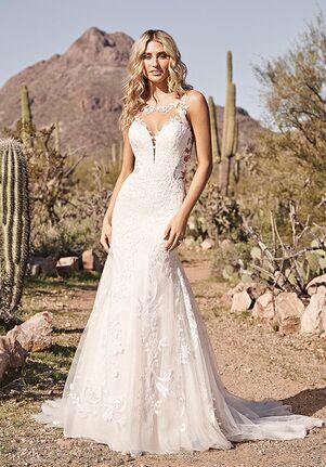 Lillian West 66167 A-Line Wedding Dress