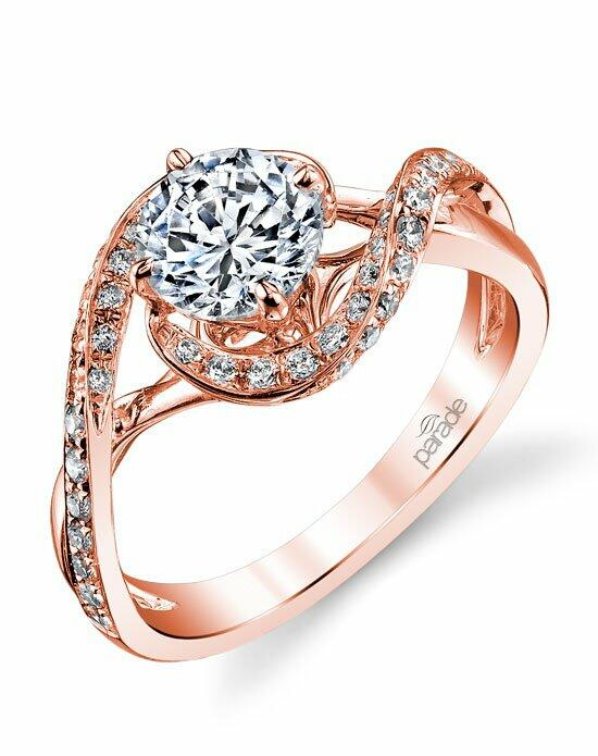 Parade Design Style R3152 from the Hemera Collection r Engagement Ring photo