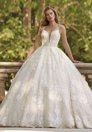 Demetrios DP461 Ball Gown Wedding Dress