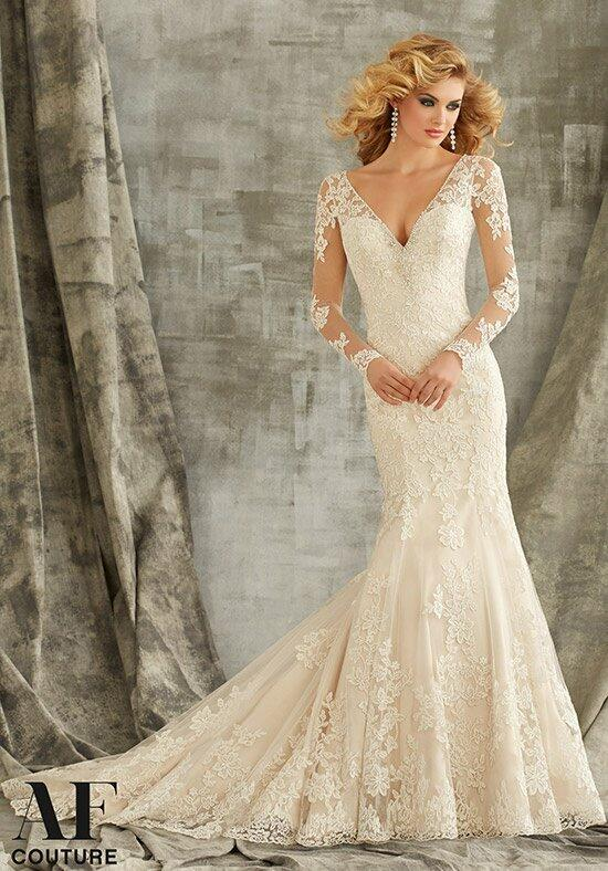 AF Couture: A Division of Mori Lee by Madeline Gardner 1350 Wedding Dress photo
