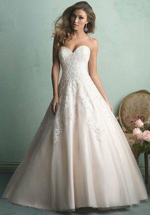 Allure Bridals 9153 Ball Gown Wedding Dress