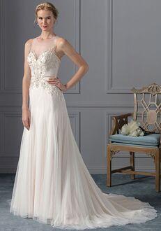 Beloved by Casablanca Bridal BL237 Celeste Sheath Wedding Dress