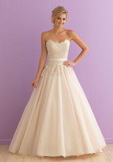 Allure Romance 2908 Ball Gown Wedding Dress