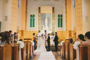 Traditional Filipino Wedding Ceremony