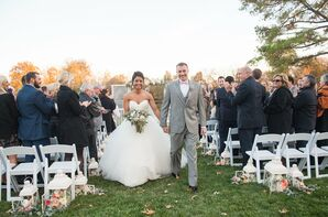 Maryland Waterfront Venue Recessional