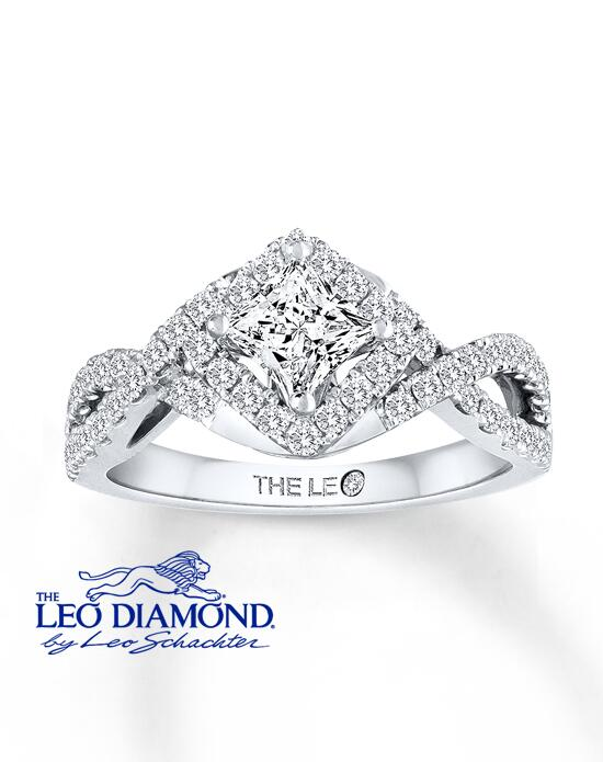 The Leo Diamond 991470319 Engagement Ring photo