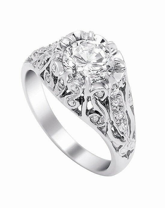 Timeless Designs R155 Engagement Ring photo