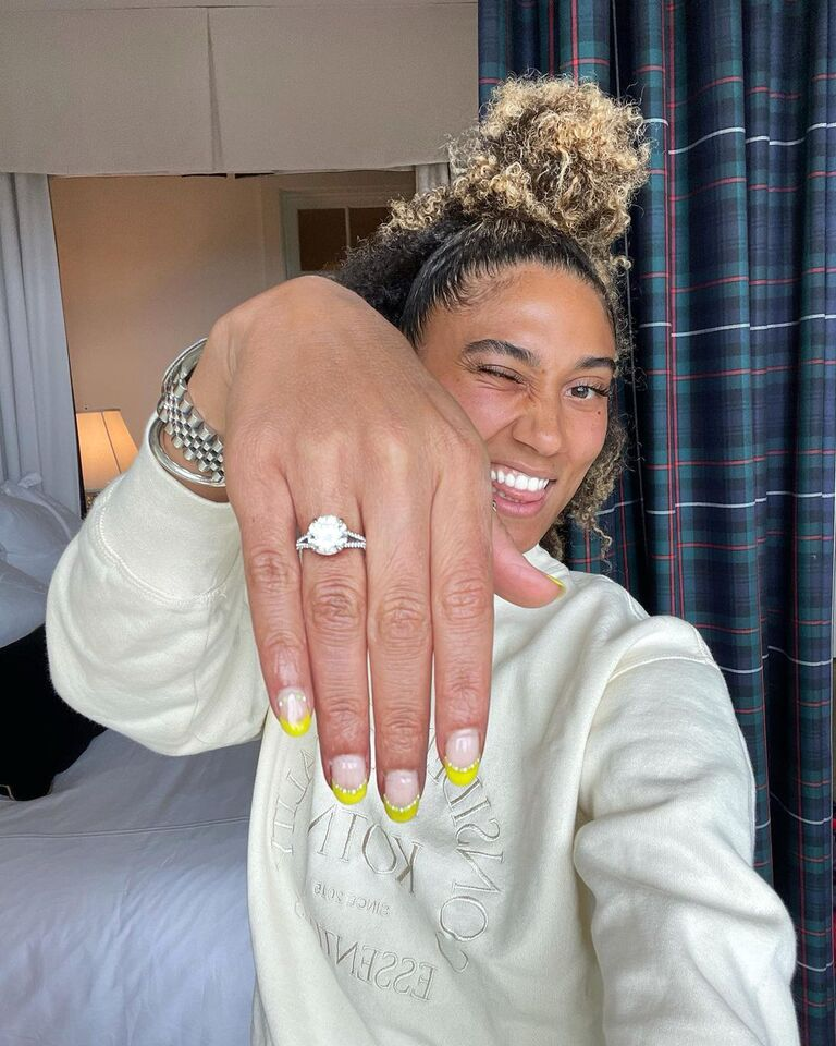ally love engagement ring