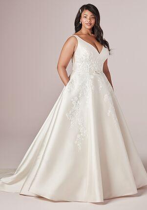 Rebecca Ingram VALERIE LYNETTE A-Line Wedding Dress