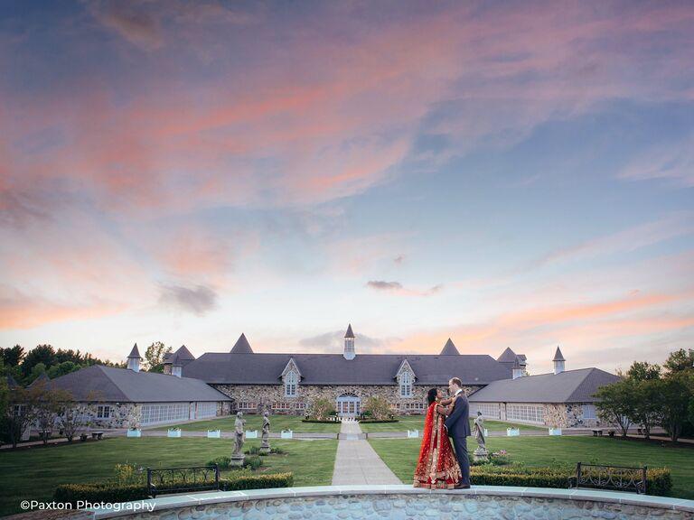 Castle wedding venue in Charlevoix, Michigan