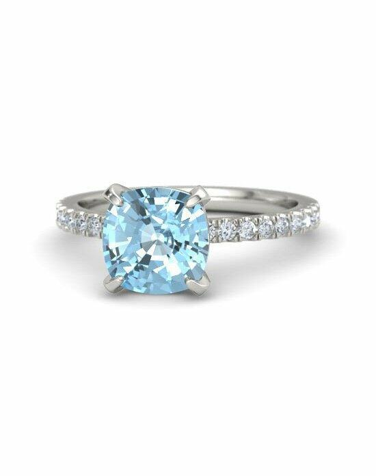 Gemvara - Customized Engagement Rings Cecilia Ring Engagement Ring photo