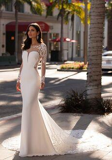 PRONOVIAS BACALL Mermaid Wedding Dress