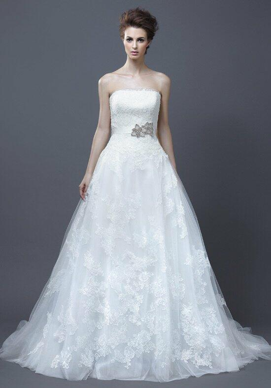 Enzoani Halo Wedding Dress photo