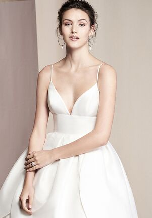 Justin Alexander Signature Camellia Ball Gown Wedding Dress