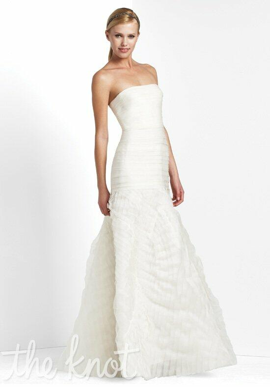 Bcbgmaxazria gowns san6l302 100 wedding dress the knot for The knot gift registry