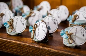 Lost Loon Farms Blueberry Jam Favors