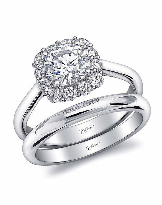 Coast Diamond Romance Collection - LC5264 & WC5264 Engagement Ring photo