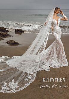 KITTYCHEN CAROLINA VEIL Wedding Dress