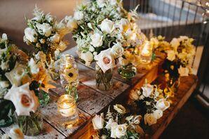 Simple Bridesmaid Bouquets