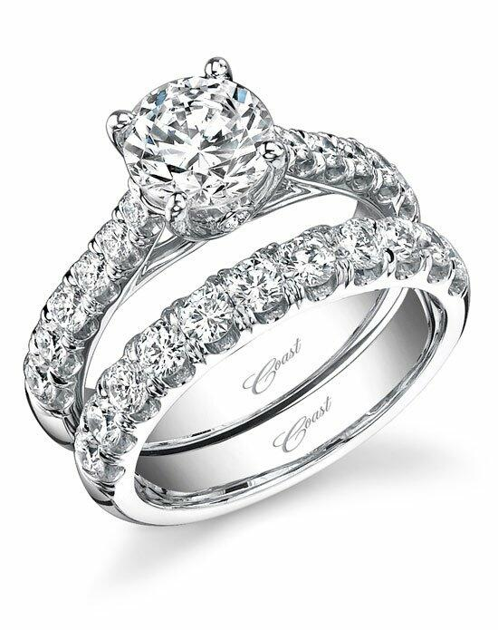 Coast Diamond Charisma Collection - LZ5001H & WZ5001H Engagement Ring photo
