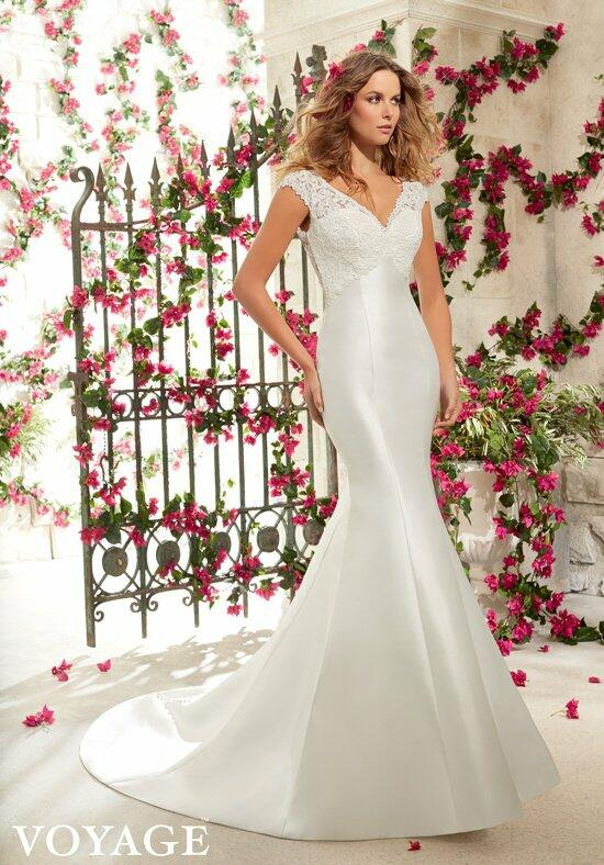 Voyage by Madeline Gardner 6793 Wedding Dress photo