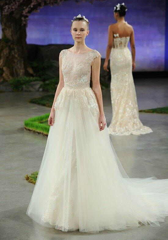 Ines Di Santo Alonda Wedding Dress photo