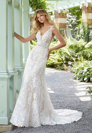 Morilee by Madeline Gardner Pauline A-Line Wedding Dress