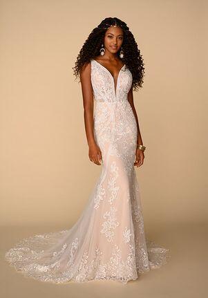 All Who Wander Avery Sheath Wedding Dress
