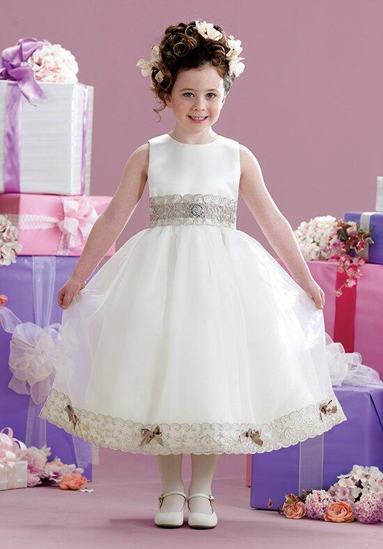 Joan Calabrese by Mon Cheri 215340 Flower Girl Dress photo